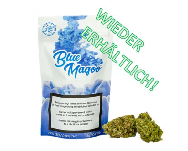 Blue Magoo CBD fleurs 6 g