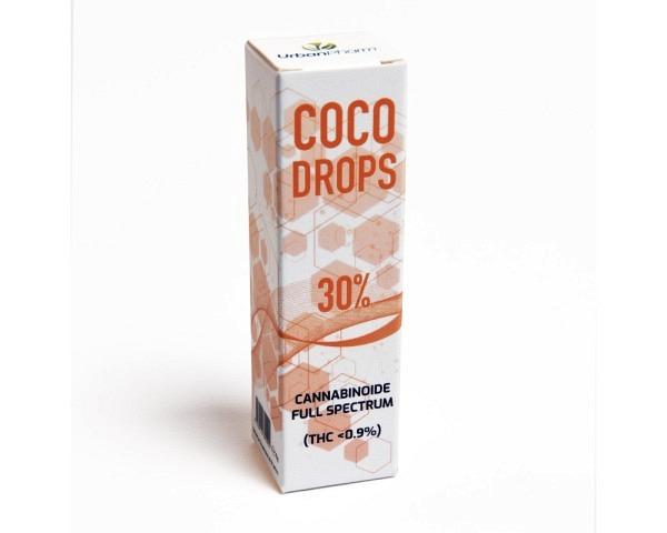 CBD ÖL 30% MCT 10g COCODROPS